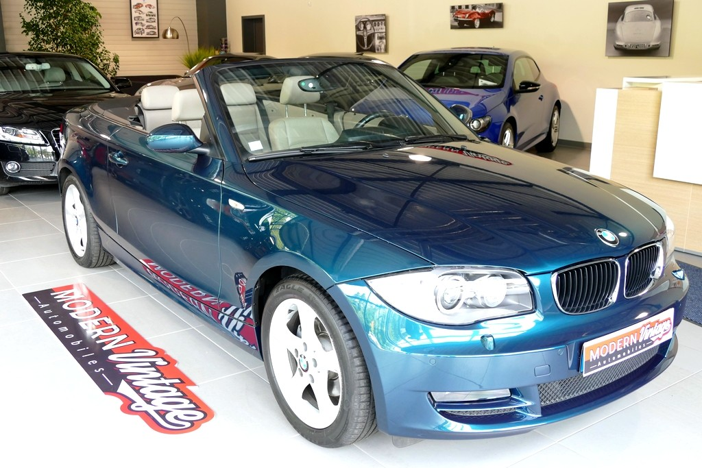 BMW 120i Cabriolet 170cv Pack Luxe