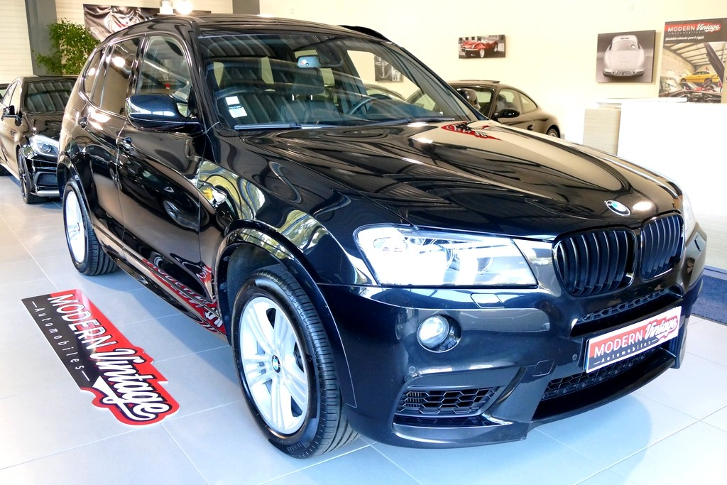 BMW X3 xDrive 35D 313cv Sport Design