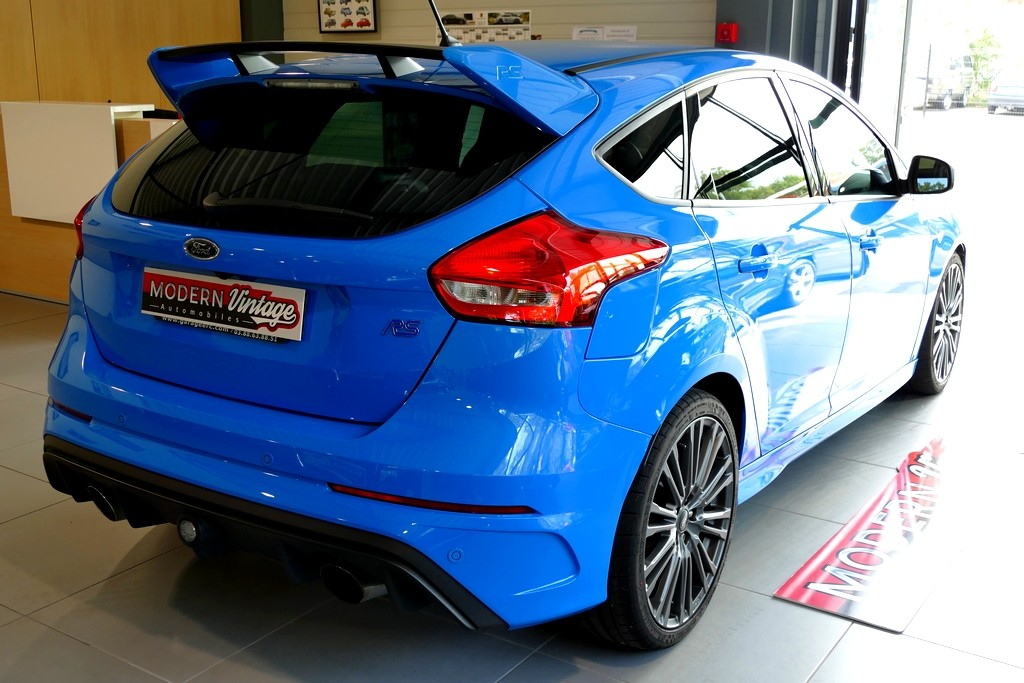 Ford Focus RS 2.3 350cv Ecoboost