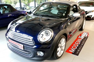 Mini Cooper Coupe 1.6 122cv BVA 6