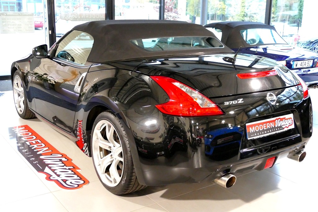Nissan 370Z Roadster Pack 3.7 328cv