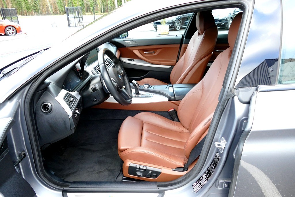 BMW 640d xDrive Grand Coupe 313cv Pack M