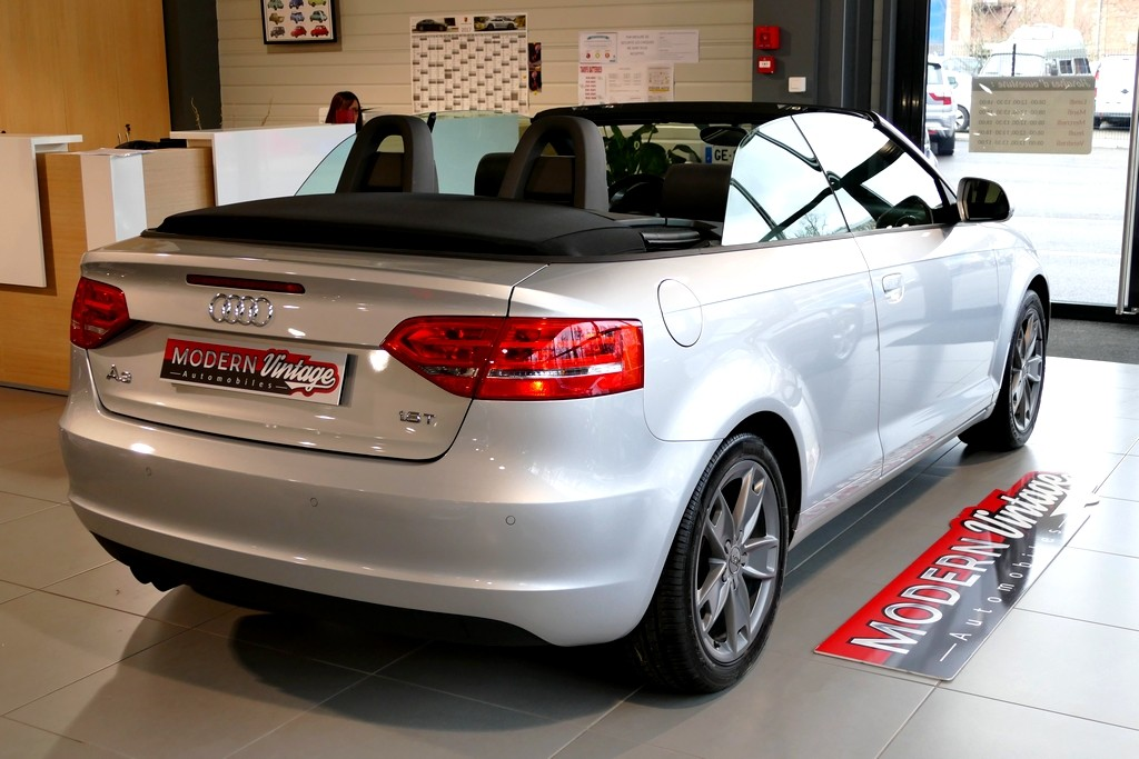 Audi A3 Cabriolet 1.8 TFSI 160 Ambition S-Tronic