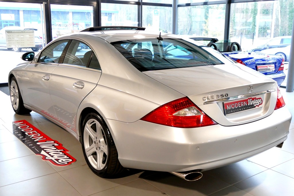 Mercedes-Benz Classe CLS 350 7G-Tronic