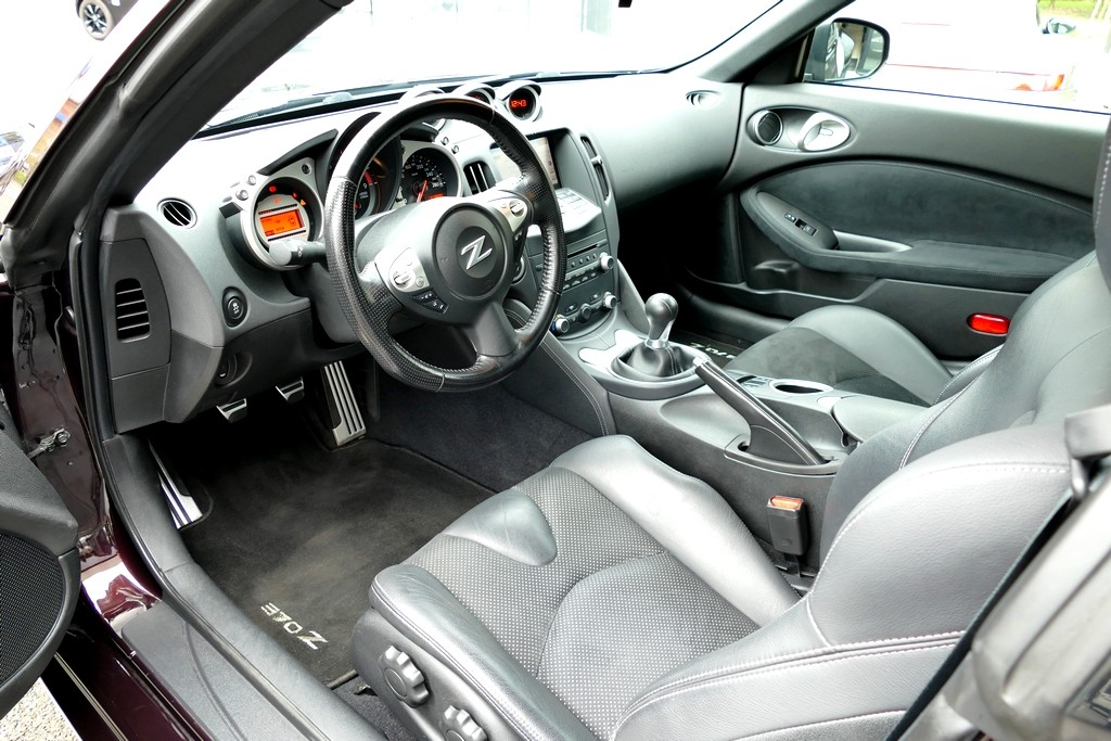 Nissan 370Z Coupe 3.7 V6 328 GT-Edition