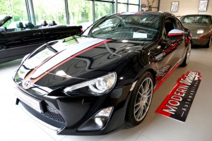 Toyota GT86 2.0 D-4S 200 Cup Edition N°08/86
