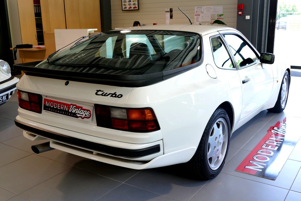 Porsche 944 Turbo 220cv Origine France