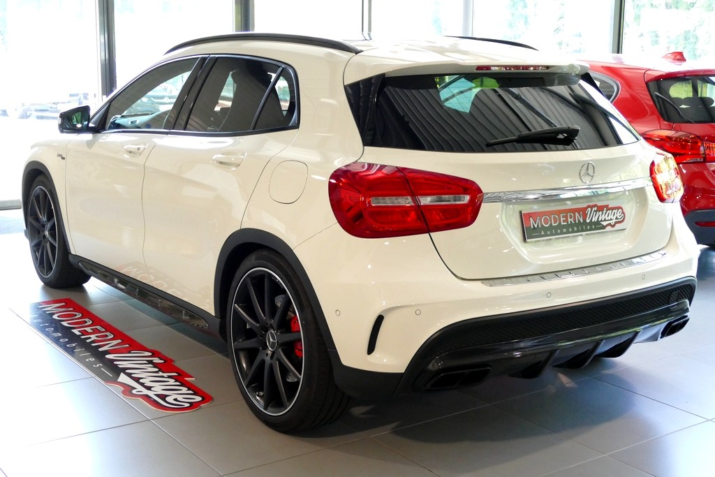 Mercedes-Benz GLA 45 AMG 4Matic Speedshift