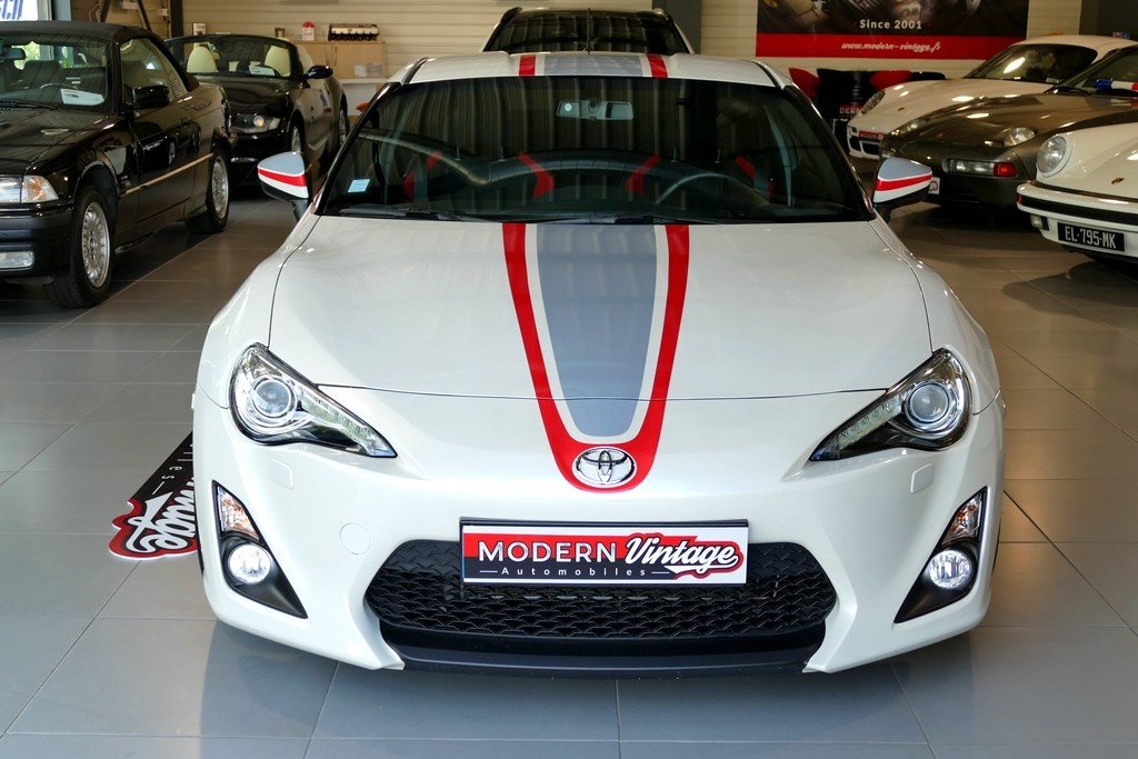 Toyota GT86 2.0 D-4S Look Cup Edition