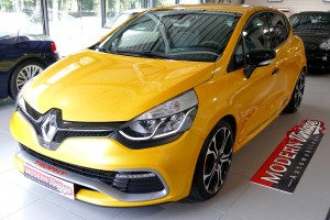 Renault Clio 4 RS Trophy 220 N° 1867