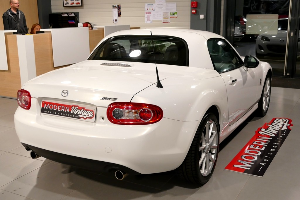 Mazda MX-5 2.0 160 Roadster Coupe