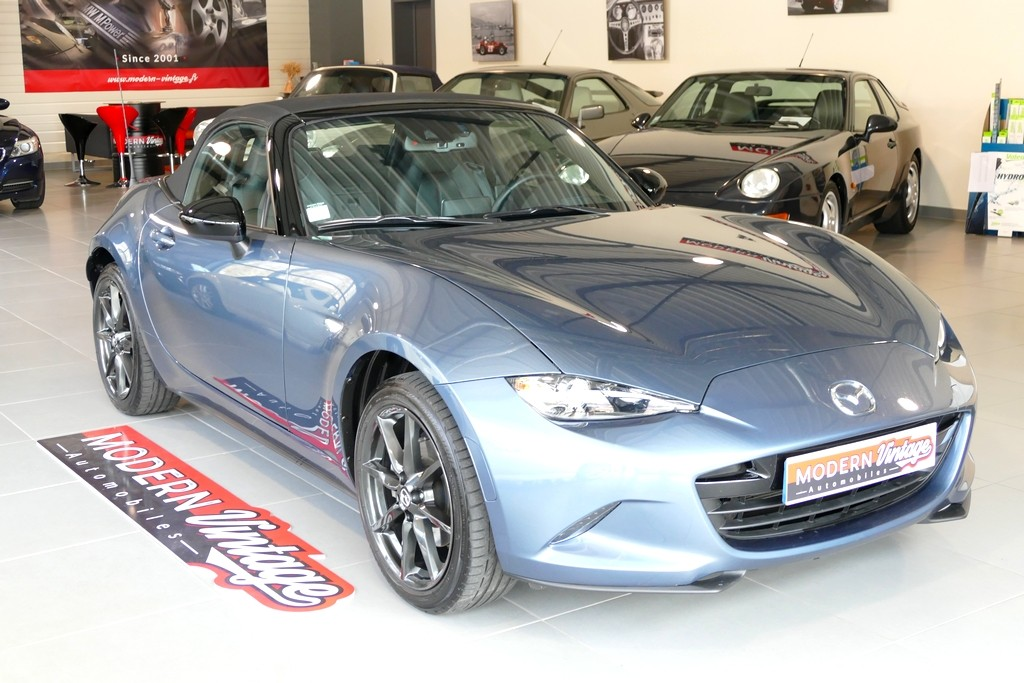 Mazda MX-5 ND Roadster 2.0 160 Dynamique