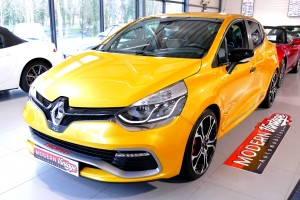 Renault Clio RS Trophy EDC 220 N°1399