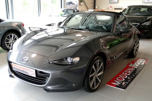 Mazda MX-5 ND RF 2.0 160 Selection Recaro
