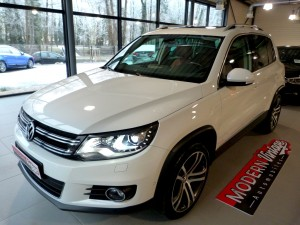 Volkswagen Tiguan 2.0 TDI 170 Exclusive 4Motion