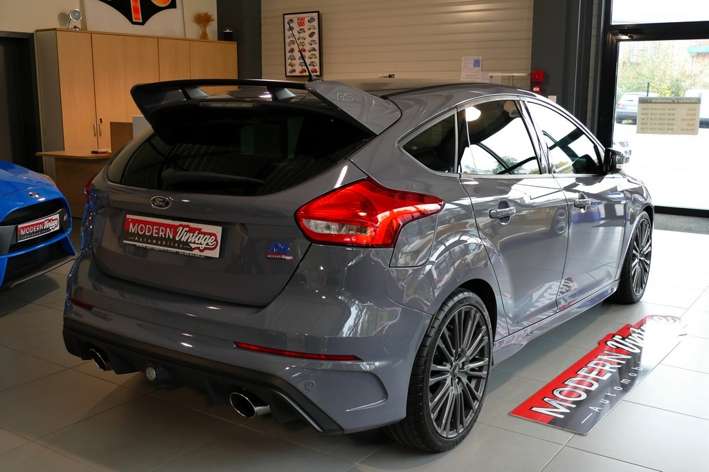 Ford Focus RS 2.3 Ecoboost 350cv