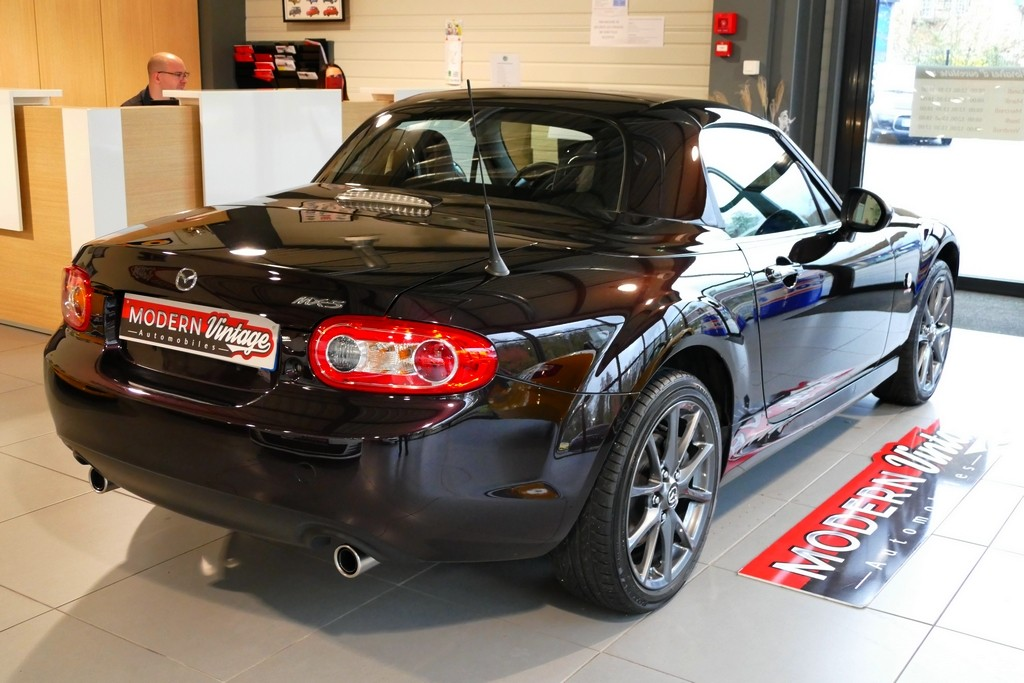 Mazda MX-5 1.8 126 Roadster Coupe Hamaki