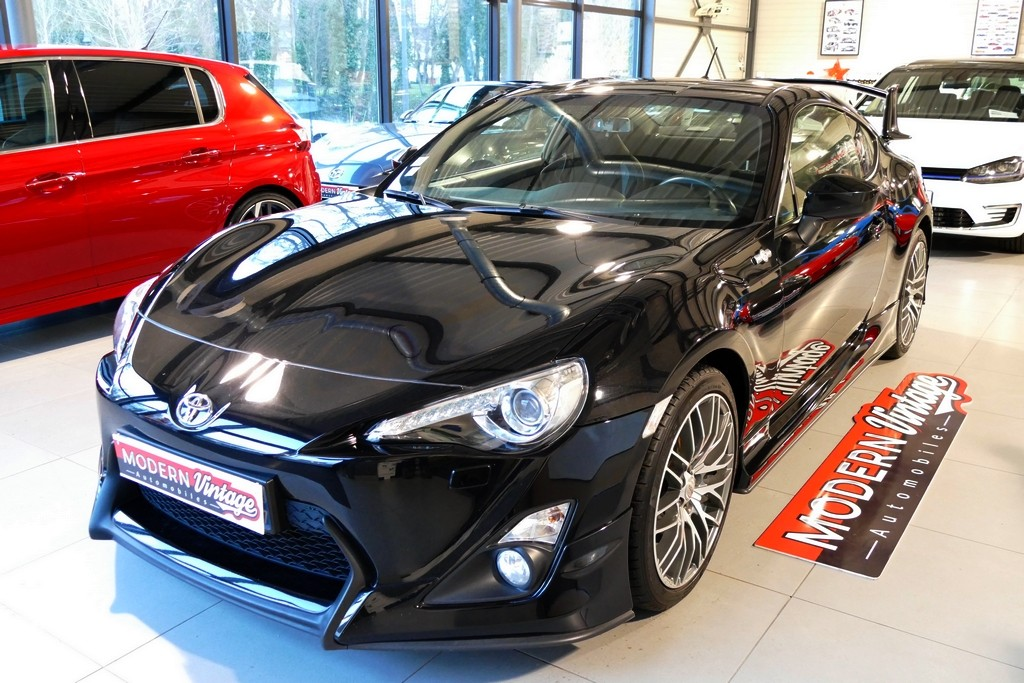 Toyota GT86 2.0 D-4S Pack Aéro
