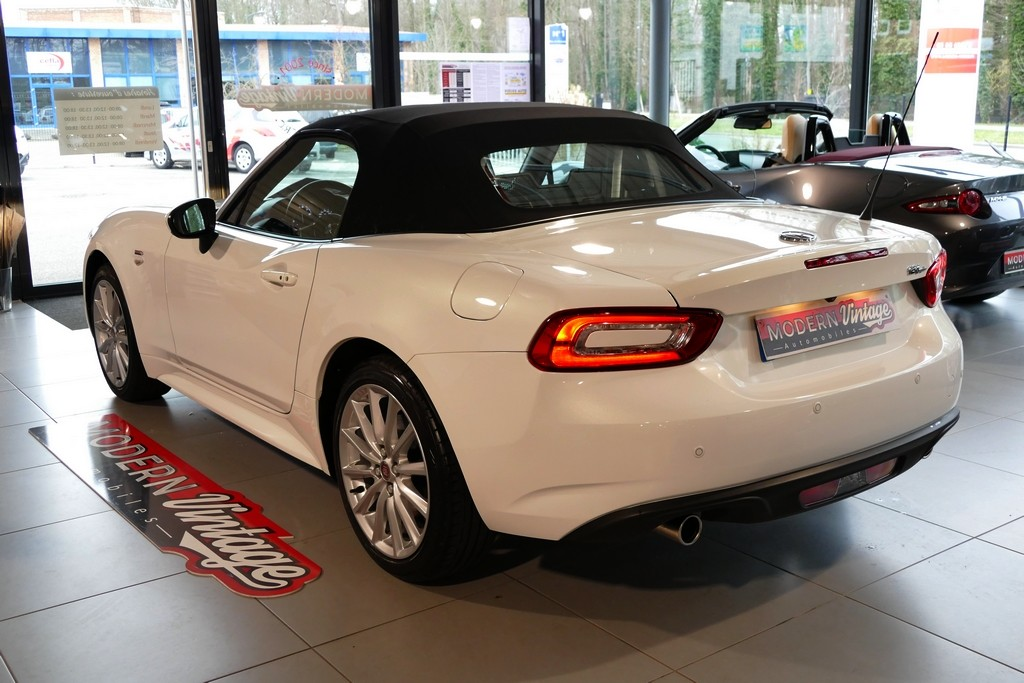 Fiat 124 Spider 1.4 Multiair Turbo 140 Lusso