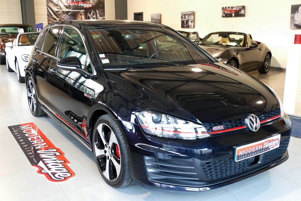 Volkswagen Golf VII GTI DSG Performance 230cv