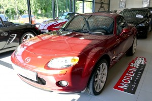 Mazda MX-5 Roadster Coupe 2.0 160