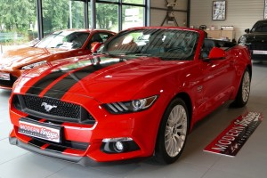 Ford Mustang Cabriolet GT 5.0 V8 Ecotaxe Incluse
