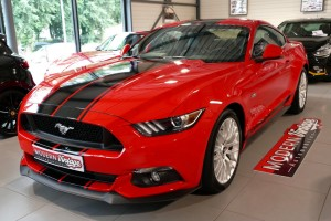 Ford Mustang GT 5.0 V8 Fastback Ecotaxe incluse