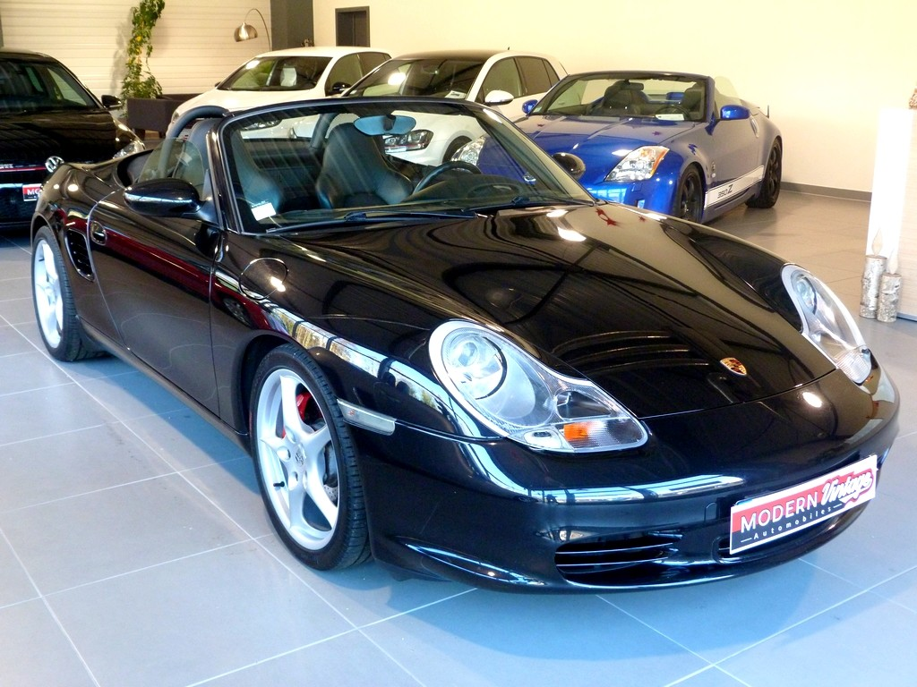 porsche boxster s 986 260cv 58450kms v hicule. Black Bedroom Furniture Sets. Home Design Ideas