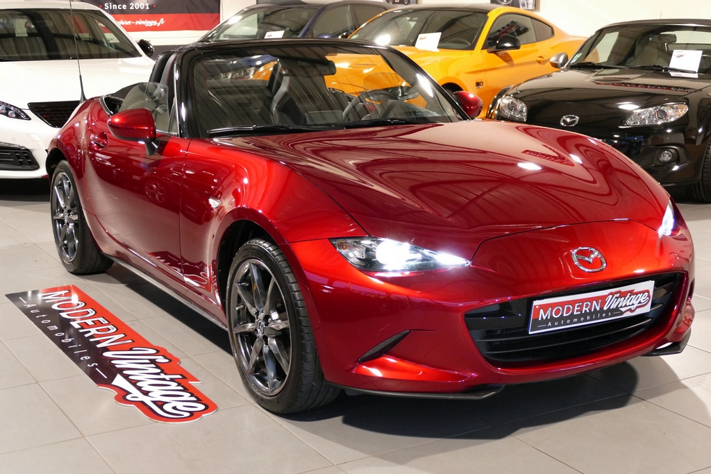 Mazda MX-5 Roadster ND 2.0 184 Selection Recaro