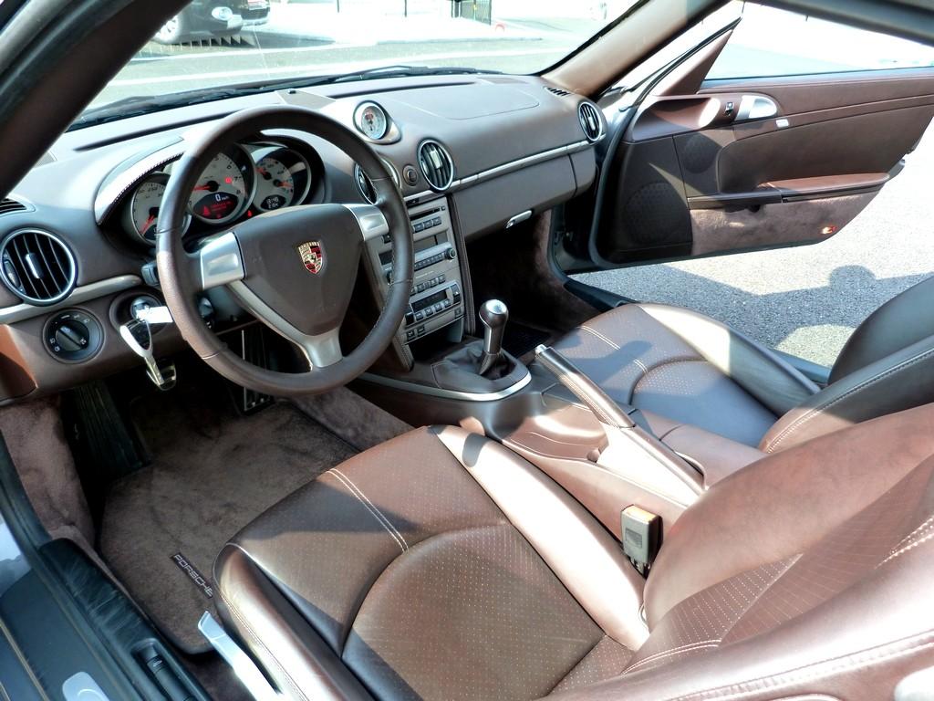 porsche cayman 987 3 4 s 295 pack chrono v hicule modern vintage automobiles bischwiller. Black Bedroom Furniture Sets. Home Design Ideas