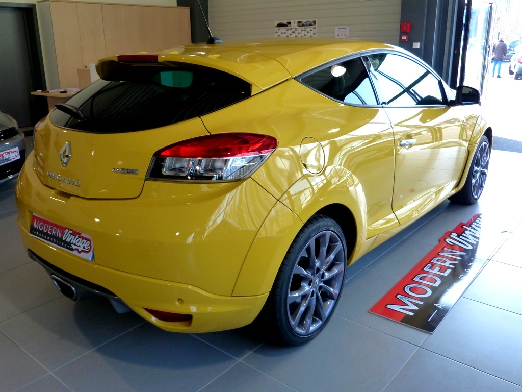 Renault Megane 3 RS 250cv Luxe