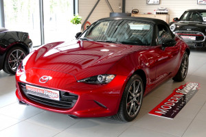 Mazda MX-5 Roadster ND 2.0 184 Signature
