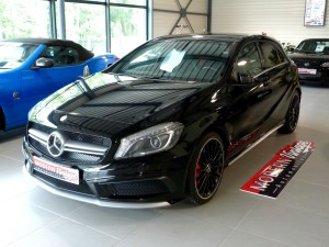 Mercedes-Benz A45 AMG 4MATIC