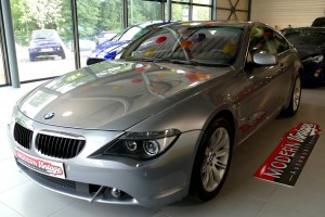 BMW 630i Coupe 258cv