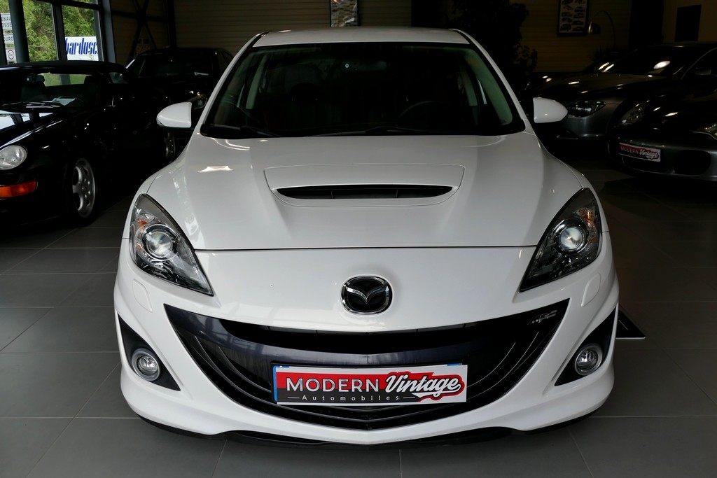 Mazda 3 2.3 MZR-DISI 260 Turbo MPS